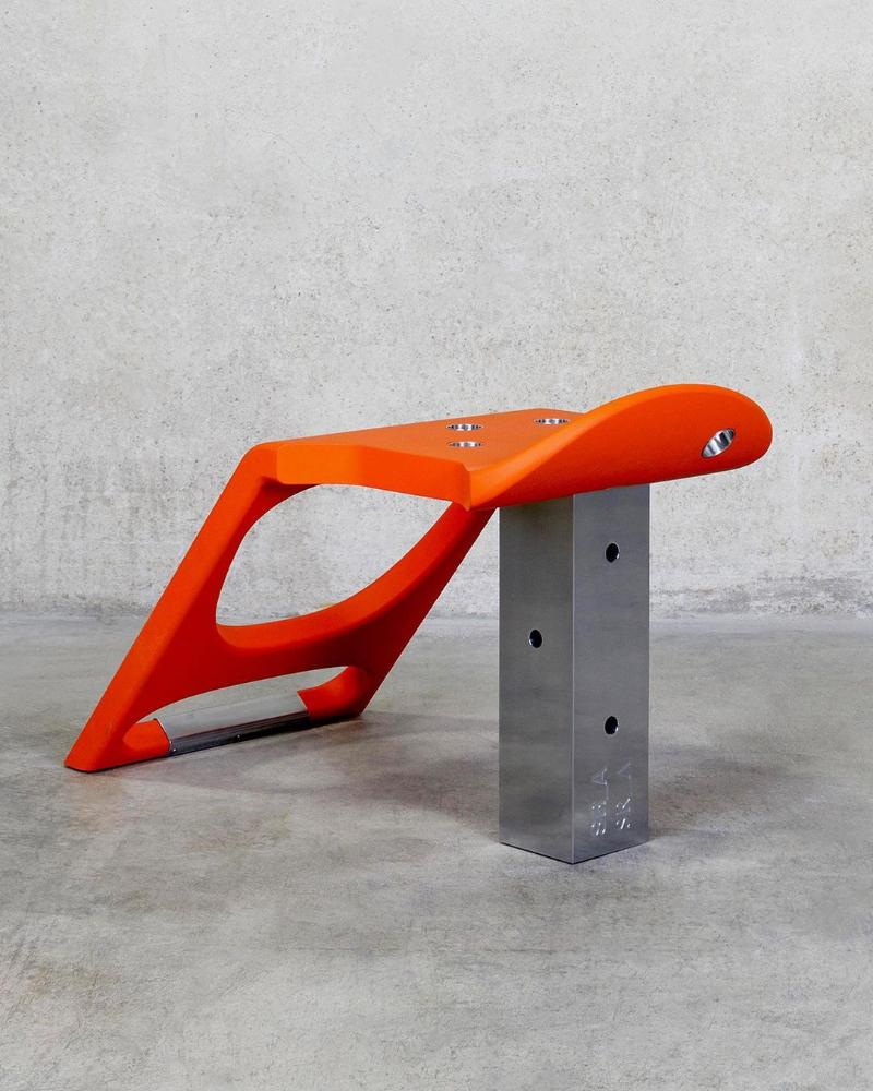 Striking New Sculptural Chair Collection By Samuel Ross At Friedman Benda friedman benda Striking New Sculptural Chair Collection By Samuel Ross At Friedman Benda 173308939 122590286577458 3356165273967109348 n 1