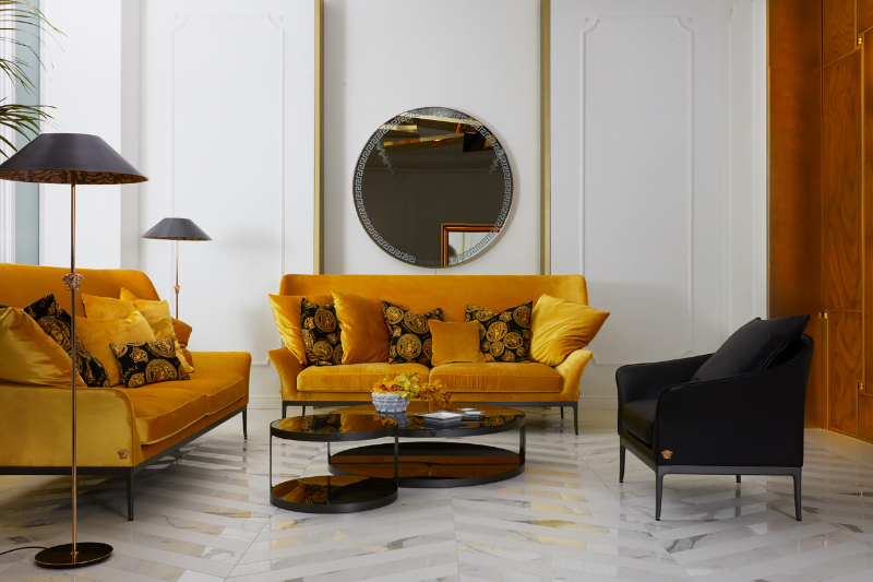 The New Versace Home Flagship Store Is A Dream For Design Lovers versace The New Versace Home Flagship Store Is A Dream For Design Lovers 21 v home inside Versace Home scaled 1