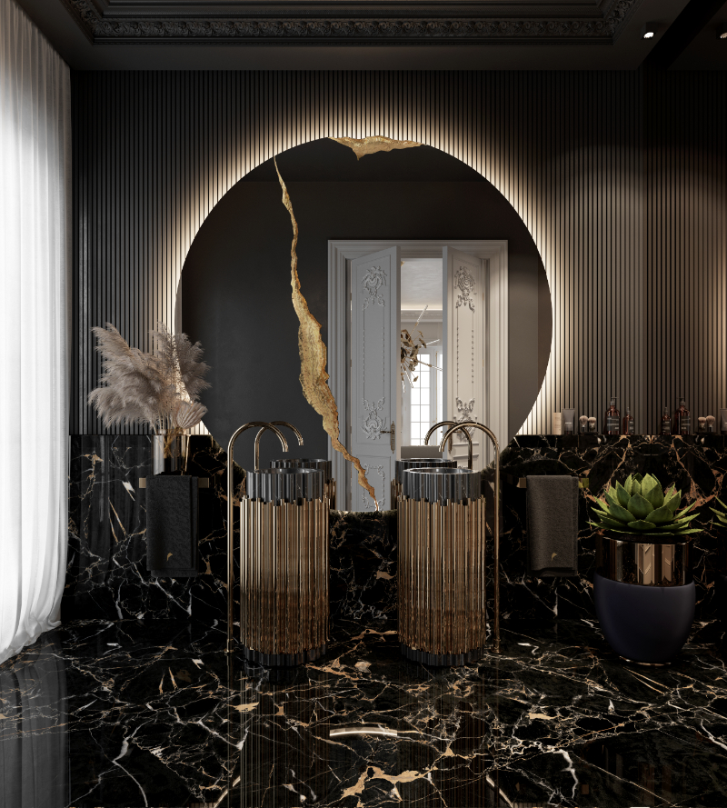Exclusive Bathroom Design Trends – 25 Décor Ideas bathroom design Exclusive Bathroom Design Trends – 25 Decor Ideas 5 1