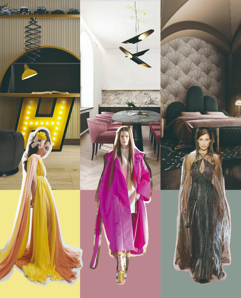 Fashion Meets Interior Design - The Most CovetED Trends For This Year interior design Fashion Meets Interior Design – The Most CovetED Trends For This Year FASHION 1
