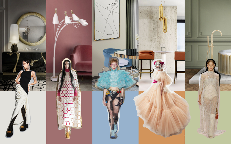 Fashion Meets Interior Design - The Most CovetED Trends For This Year interior design Fashion Meets Interior Design – The Most CovetED Trends For This Year FASHION 2 copy