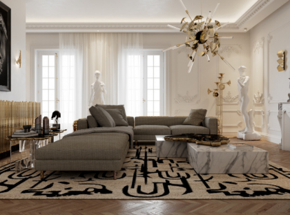 Best Seating Design Pieces For An Exclusive Home Design