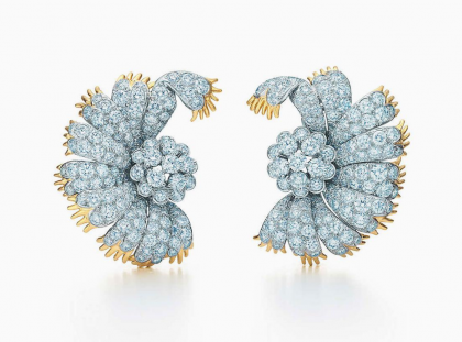 Tiffany & Co's New High Jewelry Collection Honors Natural World tiffany & co Tiffany & Co.'s New High Jewelry Collection Honors Natural World FT DLE 9 420x311