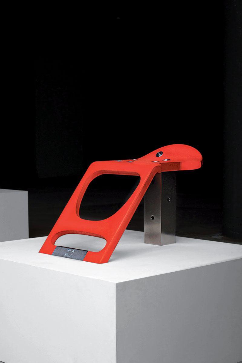 Striking New Sculptural Chair Collection By Samuel Ross At Friedman Benda friedman benda Striking New Sculptural Chair Collection By Samuel Ross At Friedman Benda Ross SIGNAL 3 01 WEB