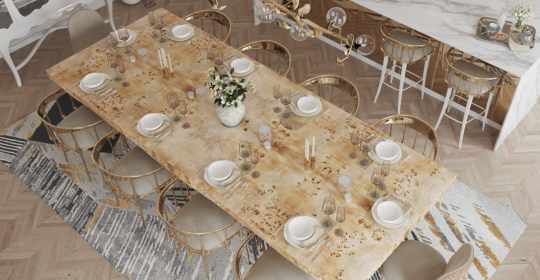 Luxury Dining Rooms Where Exclusive Design Pieces Steal The Spotlight luxury dining room Luxury Dining Rooms Where Exclusive Furniture Steals The Spotlight FT DLE 1 540x280   FT DLE 1 540x280