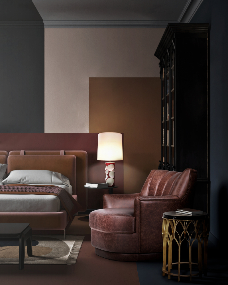The Ultimate Luxury Guide For A Grand Master Suite Design master suite The Ultimate Luxury Guide For A Grand Master Suite Design Classic Modern Design with PLUM Single Sofa 2 1