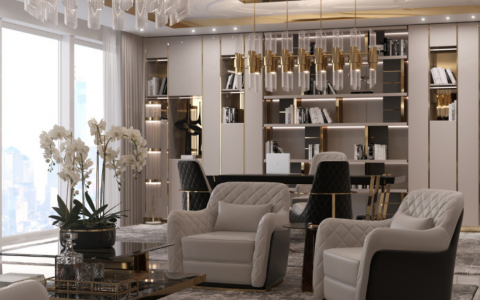 The Most Luxurious Ideas For An Exclusive Office Design office design The Most Luxurious Ideas For An Exclusive Office Design FT DLE 1 1 480x300