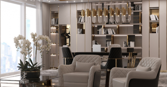 The Most Luxurious Ideas For An Exclusive Office Design office design The Most Luxurious Ideas For An Exclusive Office Design FT DLE 1 1 540x280   FT DLE 1 1 540x280