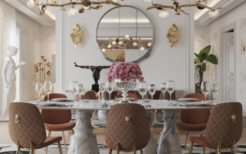 How Limited Edition Furniture Can Transform A Modern Dining Room modern dining room How Limited Edition Furniture Can Transform A Modern Dining Room FT DLE 1 2 480x300