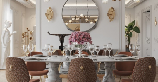 How Limited Edition Furniture Can Transform A Modern Dining Room modern dining room How Limited Edition Furniture Can Transform A Modern Dining Room FT DLE 1 2 540x280   FT DLE 1 2 540x280