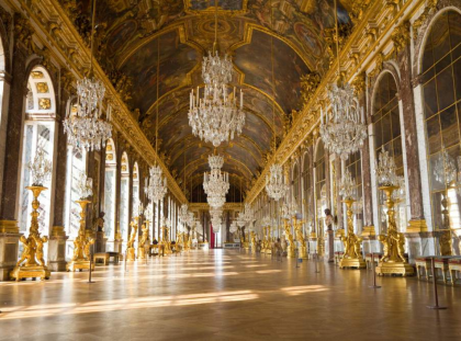 The New Hotel In Château De Versailles Offers Rich And Opulent History
