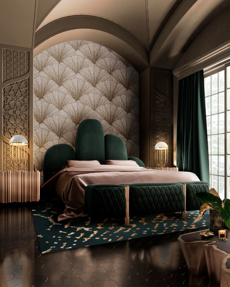 The Ultimate Luxury Guide For A Grand Master Suite Design master suite The Ultimate Luxury Guide For A Grand Master Suite Design bedroom 1
