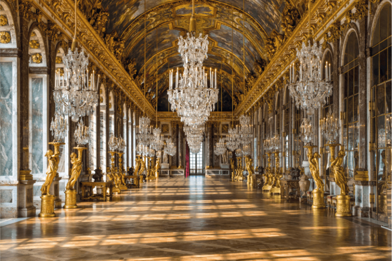 The New Luxury Hotel In Château De Versailles Offers Rich And Opulent History