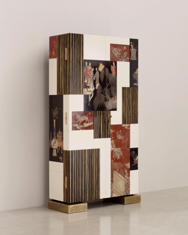 Hervé Van der Straeten Gallery's Most Emblematic Creations hervé van der straeten The Hervé Van der Straeten Gallery – A Dialogue Between Design and Contemporary Art 03b 1