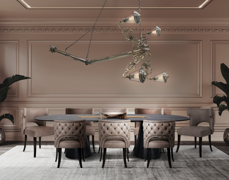 An Exclusive Lighting Collection That Is Gallery Worthy lighting collection An Exclusive Lighting Collection That Is Gallery Worthy CH DINING ROOM lumiere bertoia big 2 1