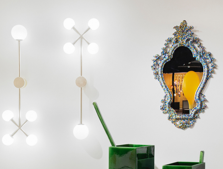 Galerie Kreo's Iconic and Exclusive Lighting Designs