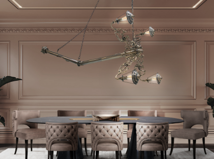 An Exclusive Lighting Collection That Is Gallery Worthy lighting collection An Exclusive Lighting Collection That Is Gallery Worthy FT DLE 1 420x311