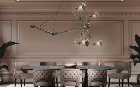 An Exclusive Lighting Collection That Is Gallery Worthy lighting collection An Exclusive Lighting Collection That Is Gallery Worthy FT DLE 1 480x300