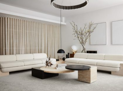 Lee Broom's New York Penthouse Is Both A Modern Home And A Luxury Showroom ft