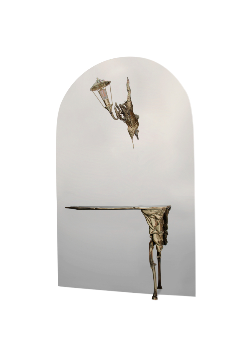 An Exclusive Lighting Collection That Is Gallery Worthy lighting collection An Exclusive Lighting Collection That Is Gallery Worthy lumiere console 02 HR 1 1