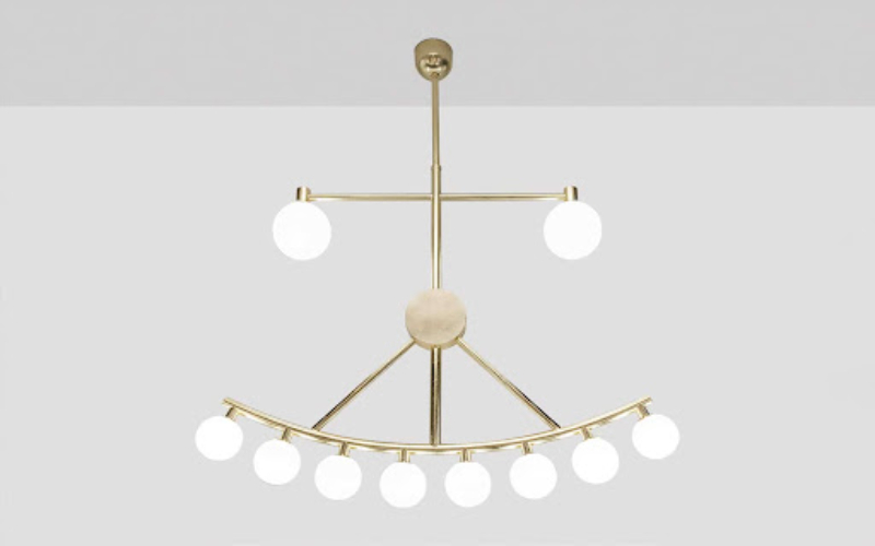 Galerie Kreo's Remarkable and Exclusive Lighting Designs
