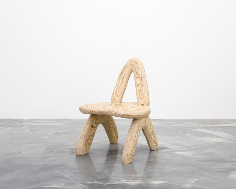 Daniel Arsham's New Furniture Collection Started With Play-Doh