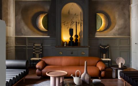 Inside Genius Loci, A Design Affair Between Studiopepe And Coutume Studio