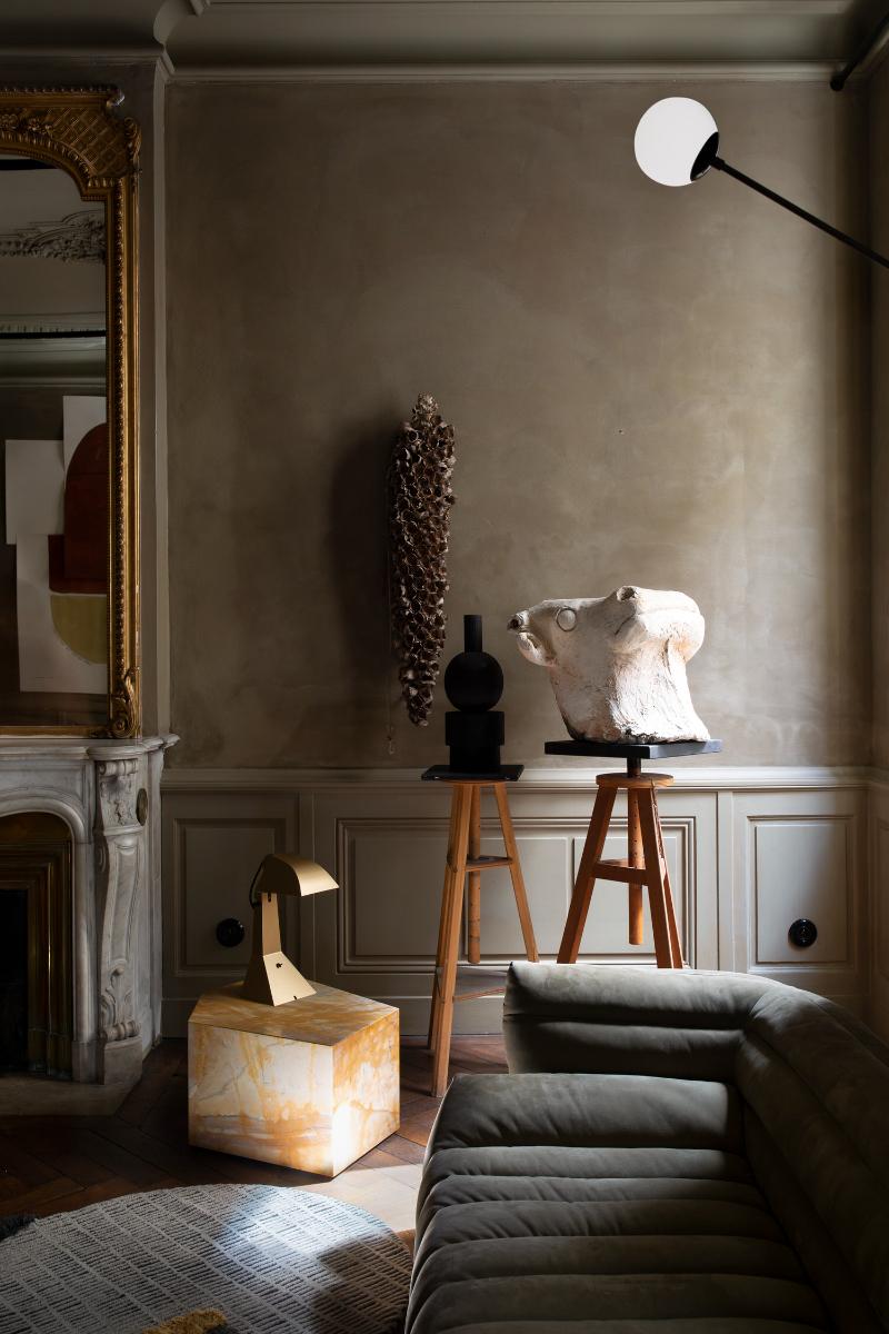 Inside Genius Loci, A Design Affair Of Studiopepe And Coutume Studio