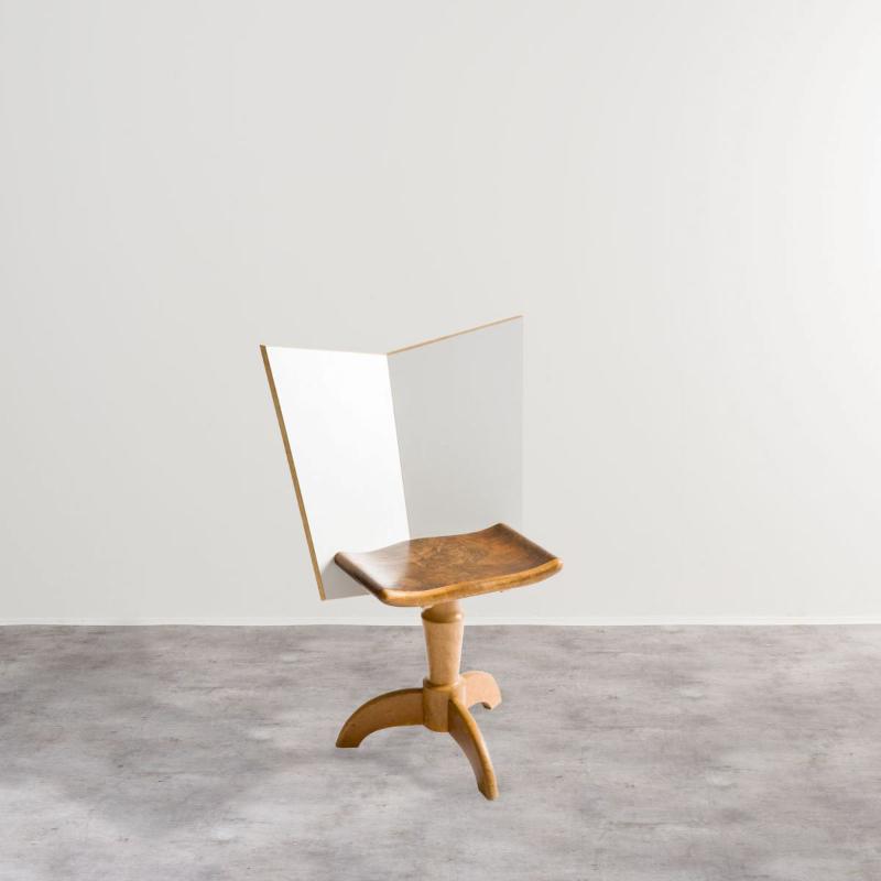 Nilufar Gallery's Exclusive Chairs Embody An Artist Flair