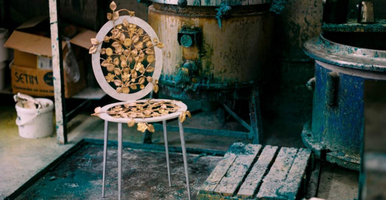 Dior Asks 17 Artists To Reinvent The Iconic Medallion Chair