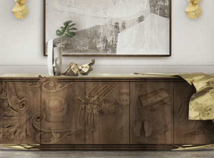 The New Voltaire Sideboard, An Iconic Piece Resealed At Supersalone
