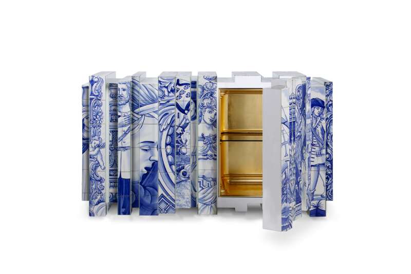 Hand-Painted Luxury Furniture That Thrives In The World Of Design