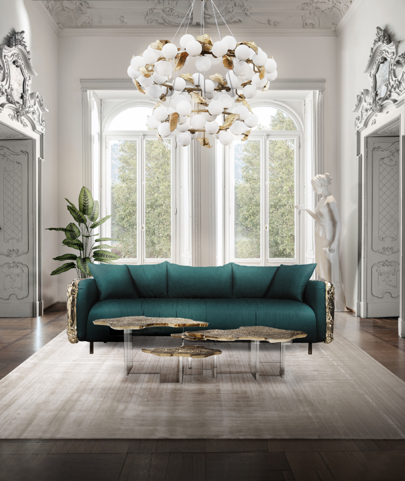 The Most Luxurious Lighting Designs For A Brilliant Interior Design