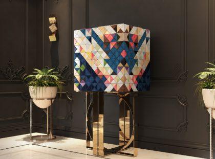 Pixel, A Contemporary Cabinet by Boca do Lobo